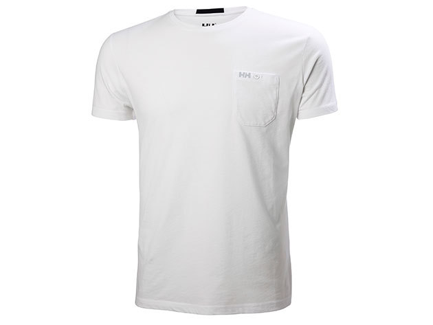 Helly Hansen FJORD T-SHIRT WHITE M (53025_001-M)