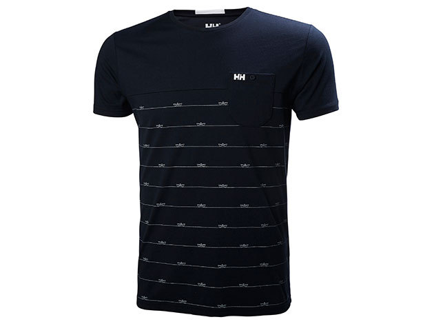 Helly Hansen FJORD T-SHIRT NAVY BOAT XL (53025_597-XL)