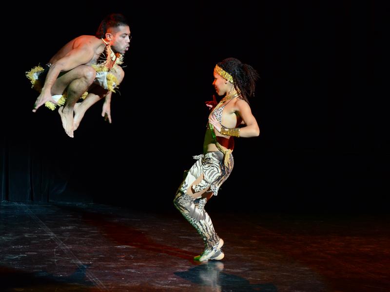 Tango Latino tánc show belépő
