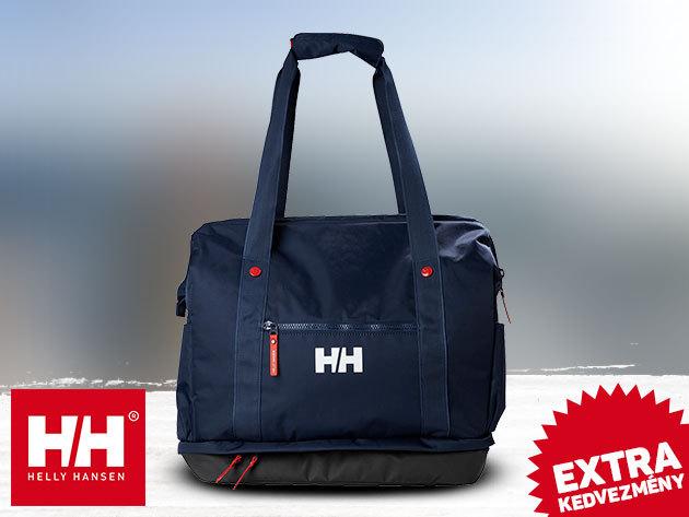 Helly Hansen CITY ACTIVE BAG sporttáska strapabíró anyagból cipőtárolóval és palacktartó zsebekkel/ AZONNAL ÁTVEHETŐ
