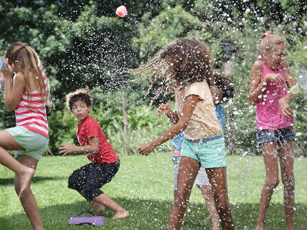 Ballon bonanza vizes lufi csomag (120db) - 1 perc alatt megtöltheted őket és kezdődhet a csata