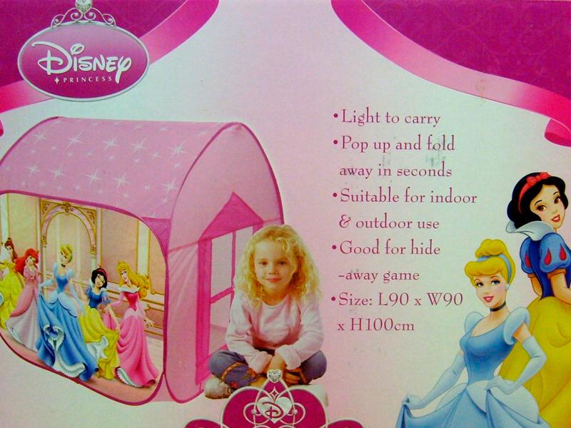 Hercegnők játszóház
