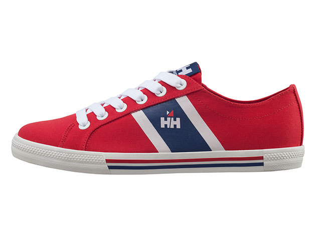 Helly Hansen BERGE VIKING LOW FLAG RED / NIGHT BLUE / V EU 46/US 11.5 (10764_385-11.5)