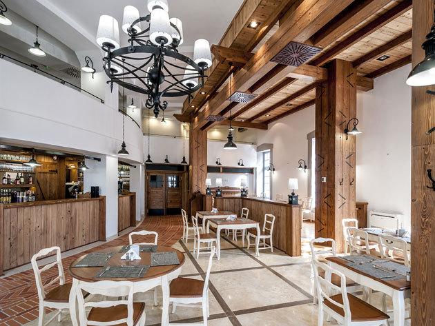 Malom Hotel**** Debrecen - 2 éjszaka szállás 2 fő részére FÉLPANZIÓS ellátással, 1-1 db Aquaticum Mediterrán Élményfürdő belépővel