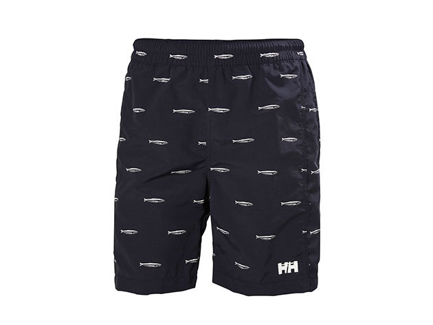 Helly Hansen CARLSHOT SWIM TRUNK NAVY FISH XS (55693_599-XS)