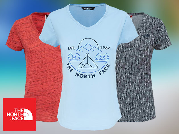 The North Face női pólók - SIMPLE DOME TEE pamutból és TANSA TEE technikai anyagból