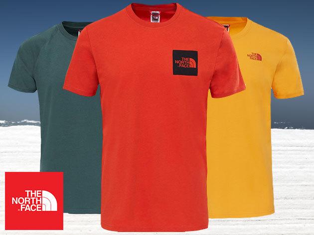 The North Face férfi pólók 100% pamutból - prémium minőség a nyári hónapokra