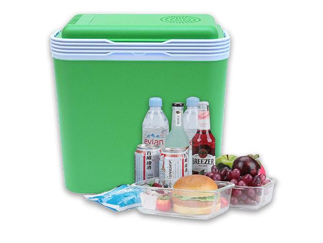 24L-es elektromos hűtőtáska