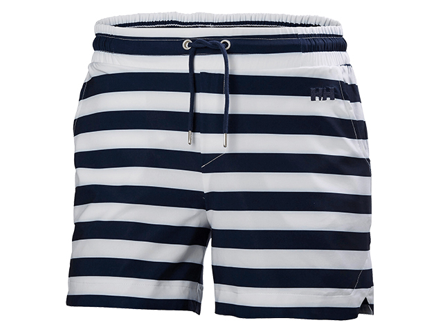 Helly Hansen W THALIA 2 SHORTS EVENING BLUE STRIPE L (53056_690-L)