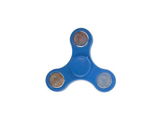 Fidget Spinner ügyességi játék - kék
