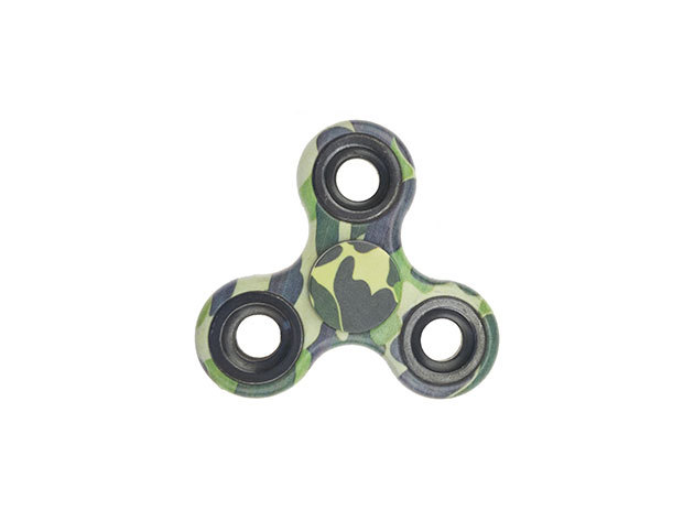 how to fix a fidget spinner middle