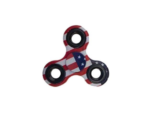 Fidget Spinner ügyességi játék - amerika