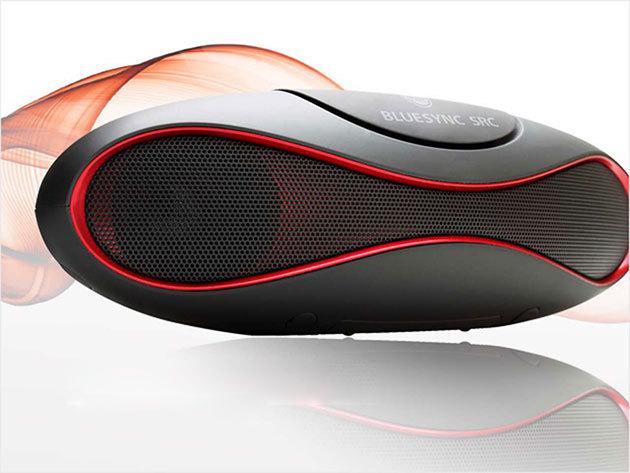 Bluetooth hangszóró kitűnő hangzással / bármilyen bluetooth-os eszközzel párosíthatod, 10 m működési távolság