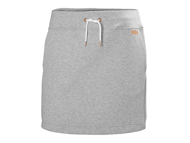 Helly Hansen W NAIAD SKIRT GREY MELANGE L (53043_949-L)