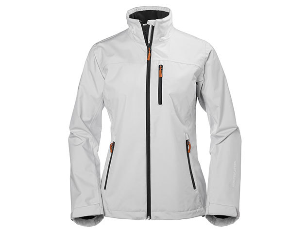 Helly Hansen W CREW JACKET NIMBUS CLOUD L (30297_823-L)