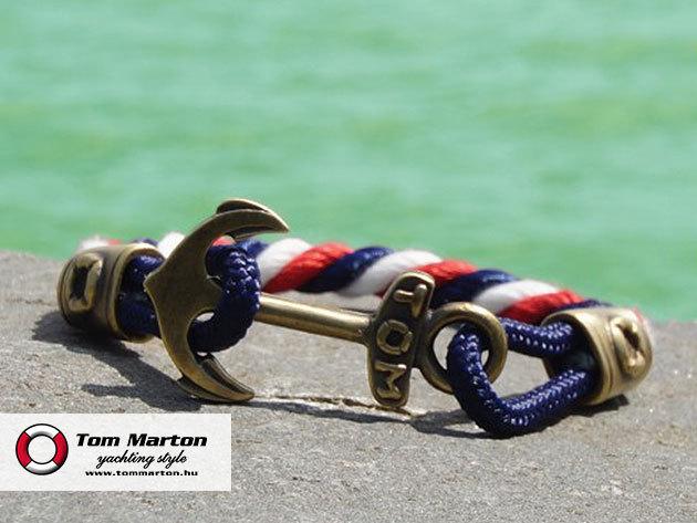 Tom Marton yachting style nyári kollekciója: Granua - divatos, 100% kézimunkával készült karkötők a vízpart és a vitorlázás szerelmeseinek