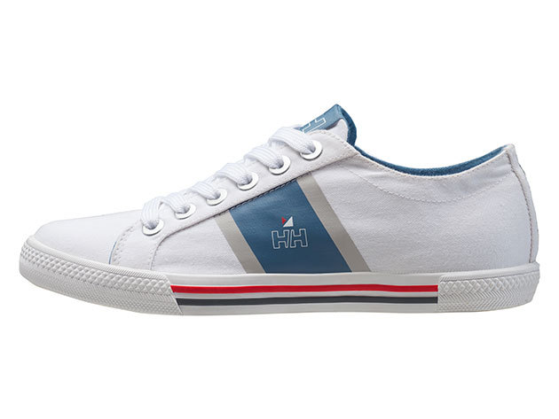 Helly Hansen W BERGE VIKING LOW VULC WHITE / BLUE MIRAGE EU 40/US 8.5 (10765_006-8.5F)