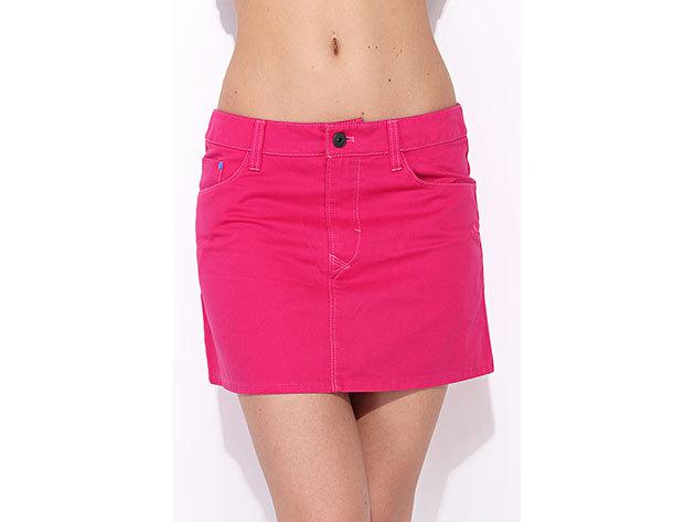 Adidas PB Woven Skirt - pink - 26