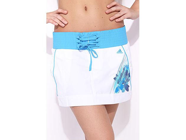 Adidas BE Skirt - fehér - XS