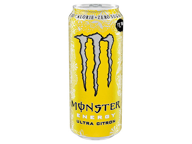Monster Citron (500 ml)