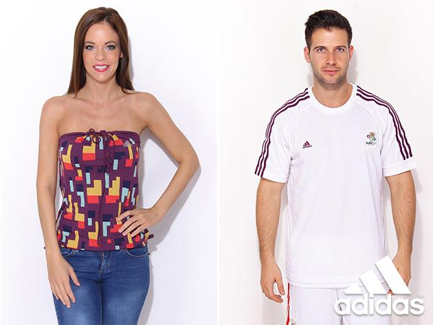 Adidas női és férfi pólók, trikók OUTLET ÁRON - Válassz minőségi sportruházatot szabadidős tevékenységeidhez!