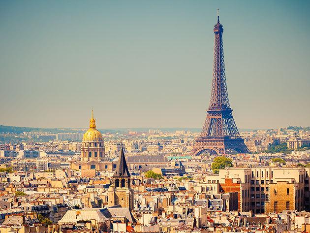 Párizs - szállás 2 fő részére 3 vagy 4 napra reggelivel a város legvonzóbb részén - Hotel Paris Neuilly (fél évig beváltható lehetőség)