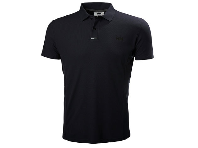 Helly Hansen HP PIER POLO BLACK XXL (53060_990-2XL)