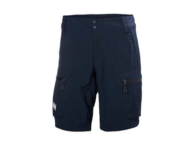 Helly Hansen CREWLINE CARGO SHORTS NAVY 34 (53019_597-34)