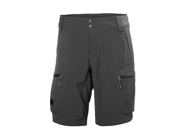 Helly Hansen CREWLINE CARGO SHORTS EBONY 32 (53019_980-32)