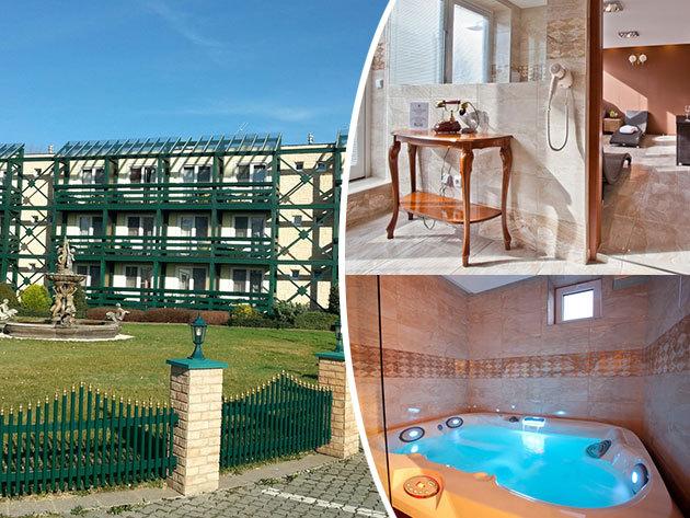 Szlovákia, Grand Boutique Hotel Sergijo**** luxus hotel - 3 vagy 4 nap szállás félpanziós vagy teljes ellátással, 2018 április 30-ig