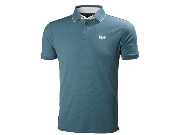 Helly Hansen HP RACING POLO BLUE MIRAGE XXL (53012_556-2XL)