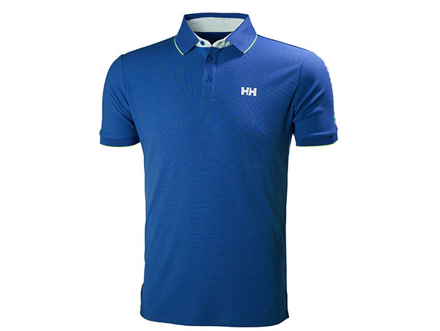 Helly Hansen HP RACING POLO OLYMPIAN BLUE XL (53012_563-XL)