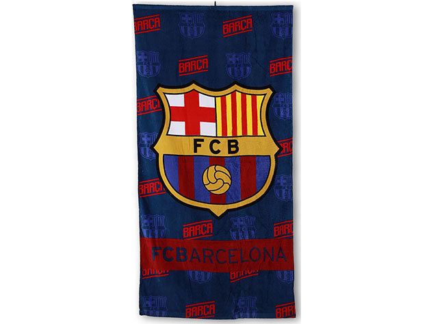 Licenszes törölköző - FC Barcelona - 820-871