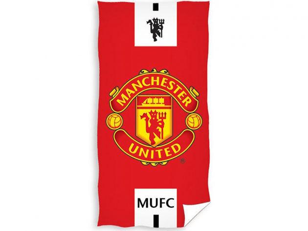 Licenszes törölköző - Manchester United FC MU8001-R