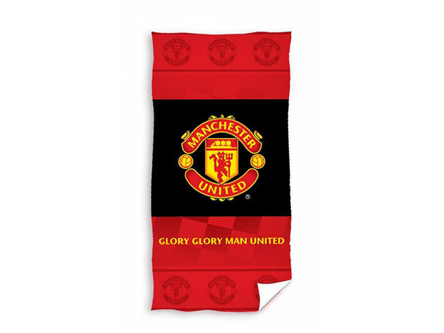Licenszes törölköző - Manchester United FC - MU6002-R