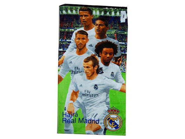 Licenszes törölköző - Real Madrid FC - RTM_101