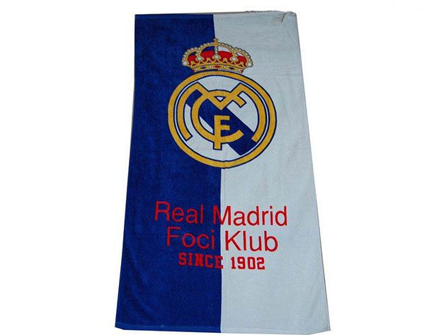 Licenszes törölköző - Real Madrid FC - RTM_404