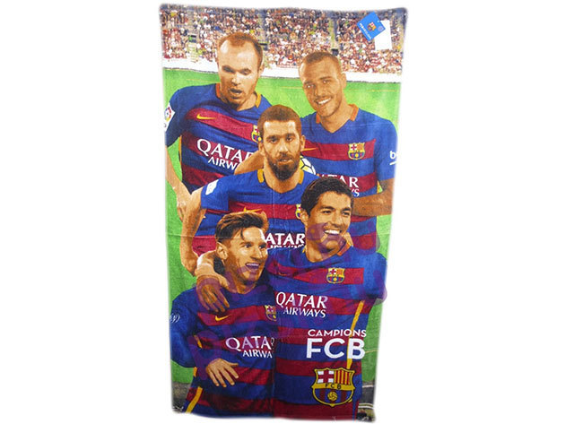 Licenszes törölköző - FC Barcelona - FTCB_404