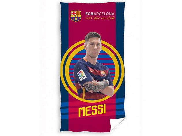 Licenszes törölköző - FC Barcelona - MESSI