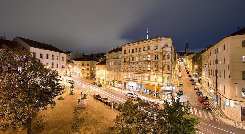 3 nap Prága városközponti szállás, Dalimil Hotel, 2 fő részére, reggelivel