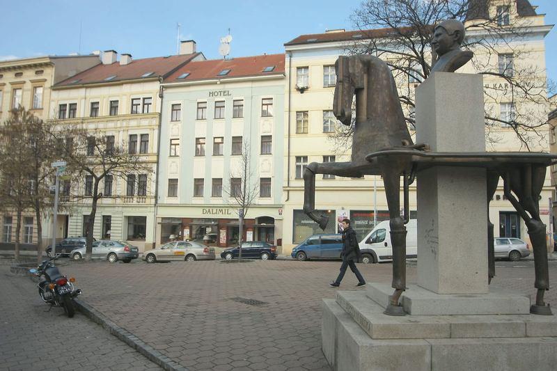 4 nap Prága városközponti szállás, Dalimil Hotel, 2 fő részére, reggelivel