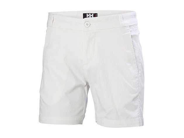 Helly Hansen W CREW SHORTS WHITE 30 (53047_001-30)