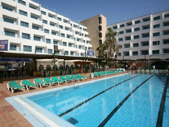 IZRAEAL, Eilat! 7éj/8 nap 2  főnek a Nova Like Hotel 4*-ben, reggelis ellátással, repjeggyel / 2017. nov. 04 – 2018. márc. 17., kivéve: dec. 9-30..