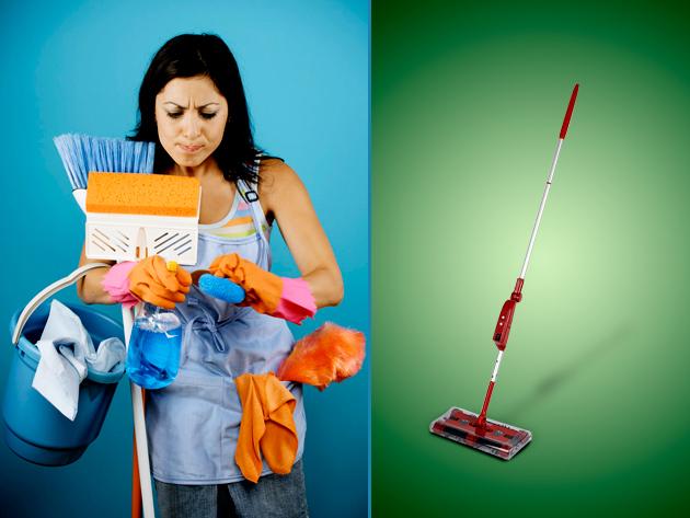 Vége a gyötrelmes porszívózásnak, az elektromos seprűvel könnyűvé válik a napi takarítás is.