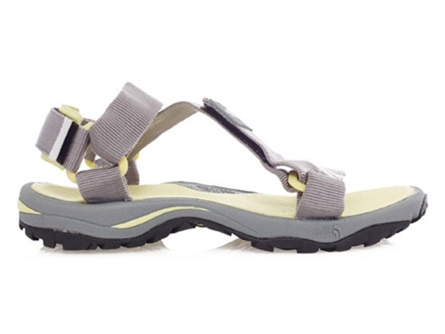 The North Face női szandál W LITEWAVE SANDAL MONUMENT GREY/C- T0CC2ZGRQ US 7 EU 38