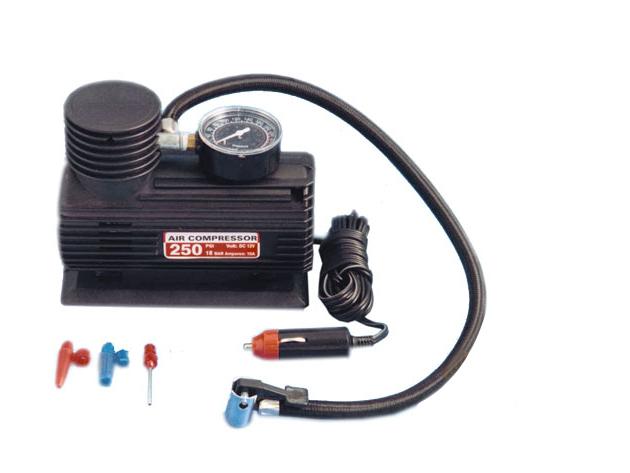 Szivargyújtóról működő kompresszor 12V 300 PSI