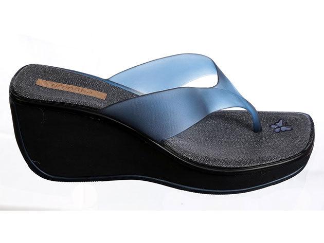 RIDER GRENDHA MOOD, női papucs - kék - 38