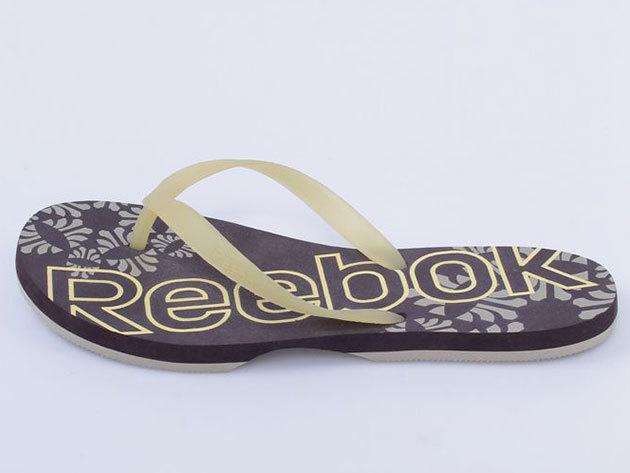 Reebok Hanawi II, női lábujjközös papucs - barna - 36