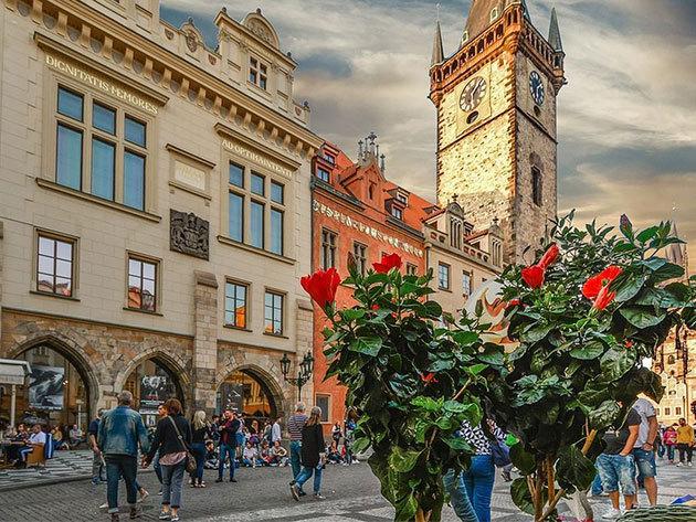 Prága, Occidental Praha**** - NYÁRI AKCIÓ: 3 nap/2 éjszaka szállás 2 fő részére, reggelivel - 2017. augusztus 31-ig