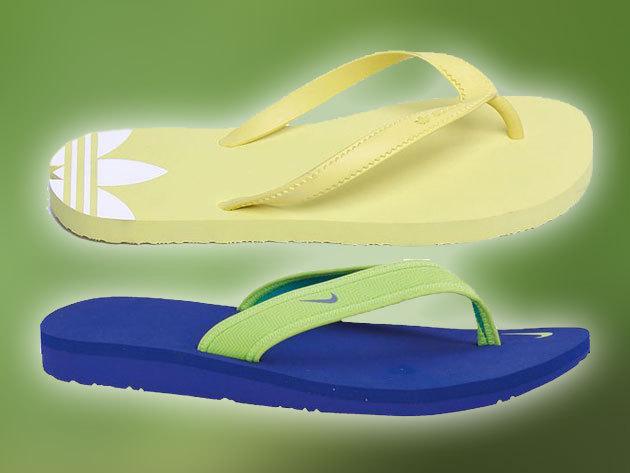 RIDER, NIKE, ADIDAS, REEBOK papucsok, szandálok, vízicpiők és vízi tornacipők utcai viseltre vagy vízpartra (női és férfi méretek)